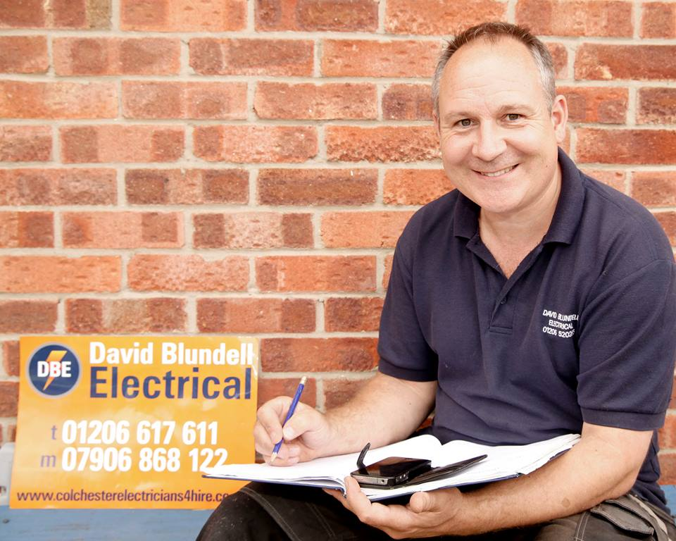 David Blundell Electrical Colchester and Ipswich Electrician